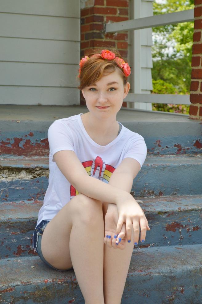 Claire Flower 3