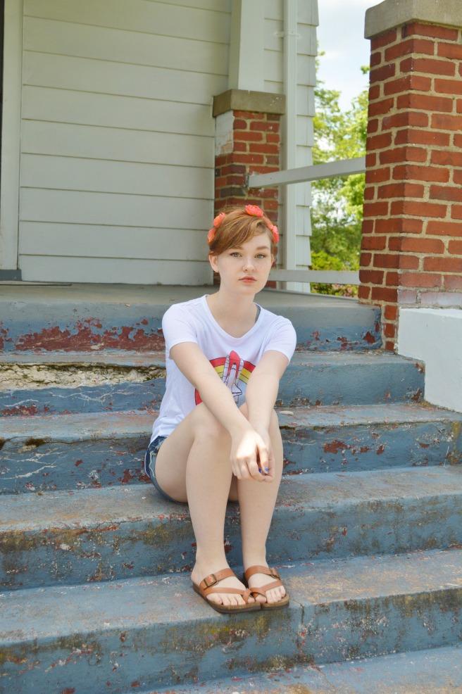 Claire Flower 6
